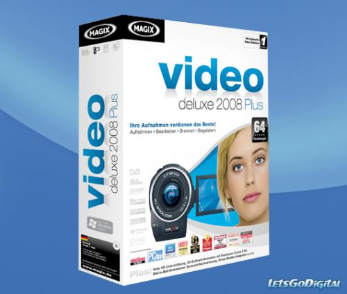 MAGIX Video Deluxe 16 - Download 16
