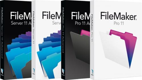 FileMaker Pro 8.5