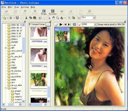 iFoxSoft Photo Collage 2.08
