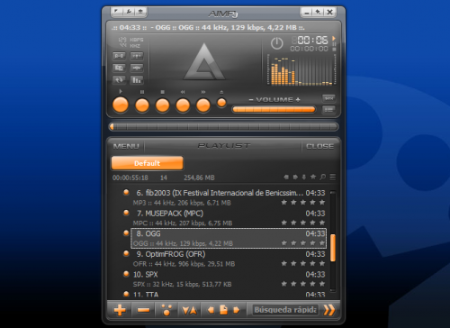 AIMP 2.61.583 - Download 2.61.583