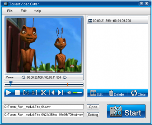 Power Video Cutter 4.5