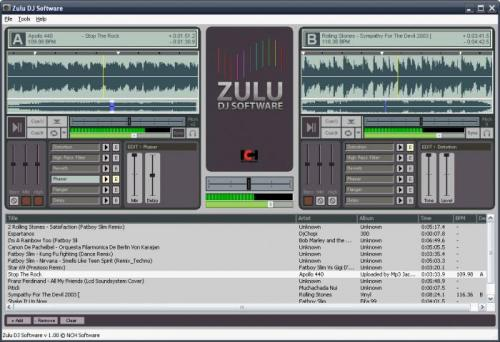 Zulu DJ 1.11
