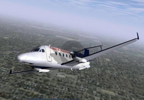 Flightgear 1.9.1b