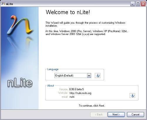 nLite 1.4.9.1