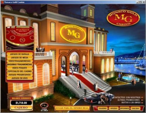Monaco Gold Casino 7.2