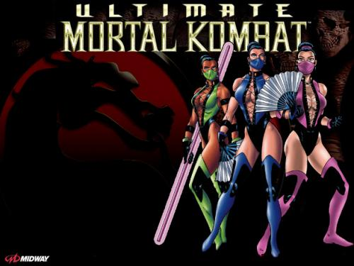 Ultimate Mortal Kombat 3 - Download 3
