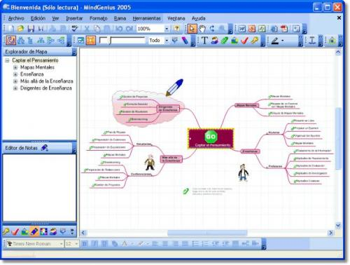 MindGenius Education 2.3