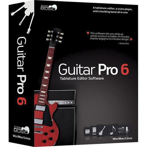Guitar Pro 6 - Download 6