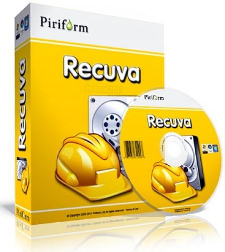 Recuva 1.38.504 - Download 1.38.504