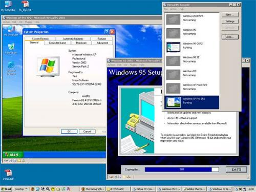 Microsoft Virtual PC 2007