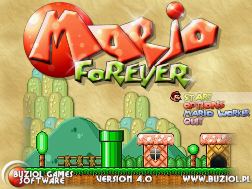 Mario Forever - Download 5.01