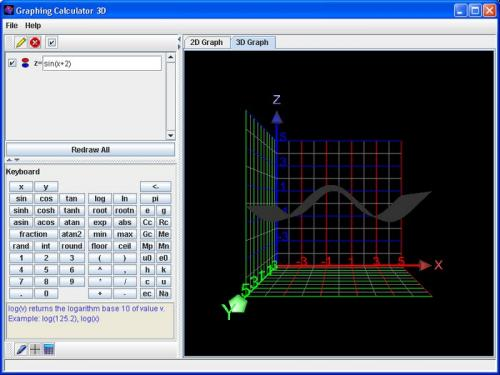 Graphing Calculator 3D - Download  2.3