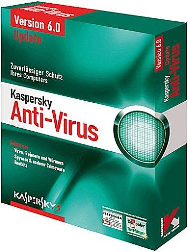 Kaspersky Anti-Virus - Download 11.0.2.556