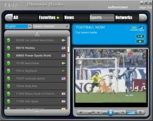 TVUPlayer 2.4.1.0 - Download 2.4.1.0