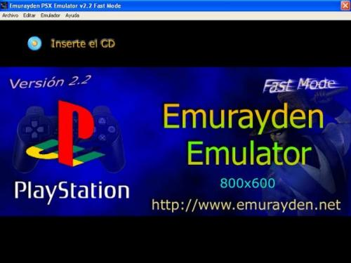 Emurayden PSX Emulator 2.2 - Download 2.2