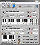 Electronic Piano - Download  2.5